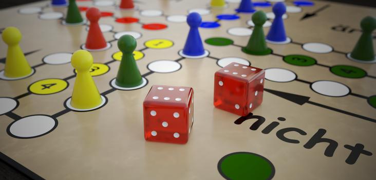 Ludo-klassisches-Brettspiel